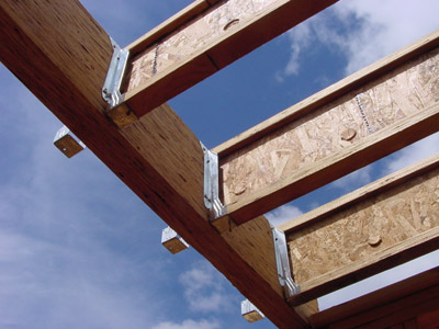 Large End Section Framing